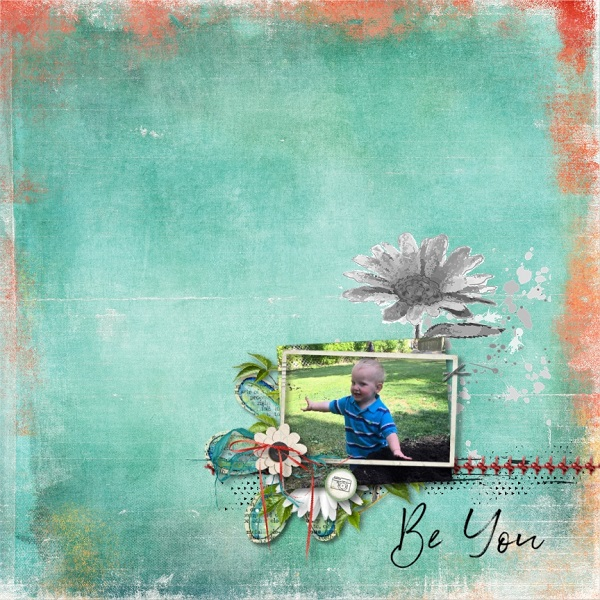 Layout using Bucket List by Snickerdoodle Designs