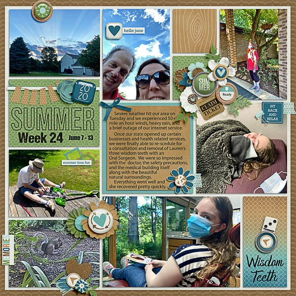 Layout by Annemarie