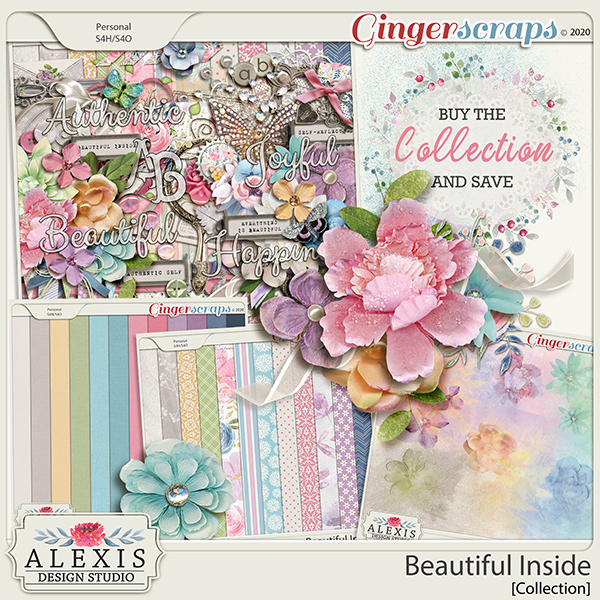 Beautiful Inside Collection By Alexis Design Studio