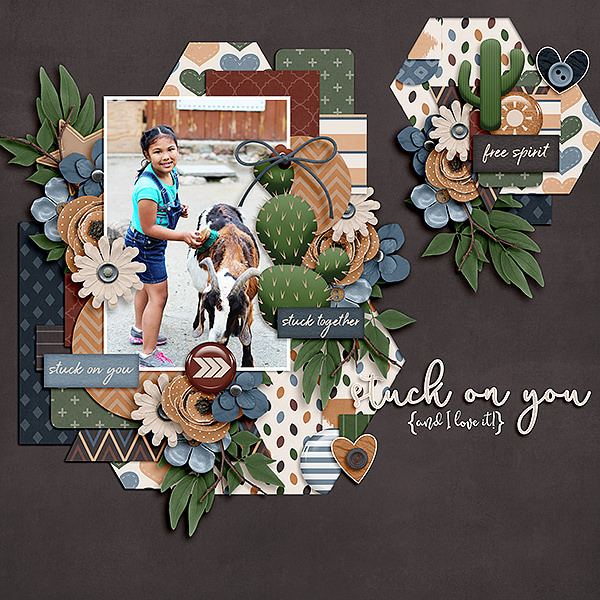 Layout by Cherry