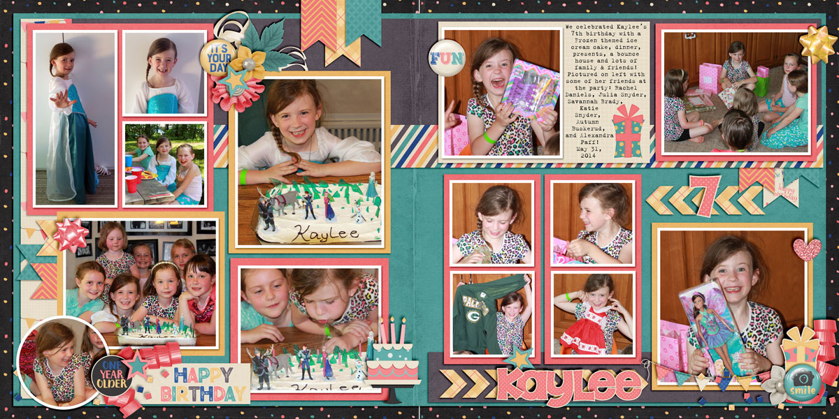 Layout by Trina