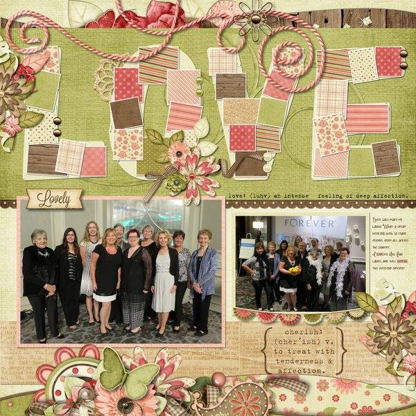 Layout by LoriB