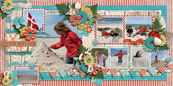 Layout by Martina