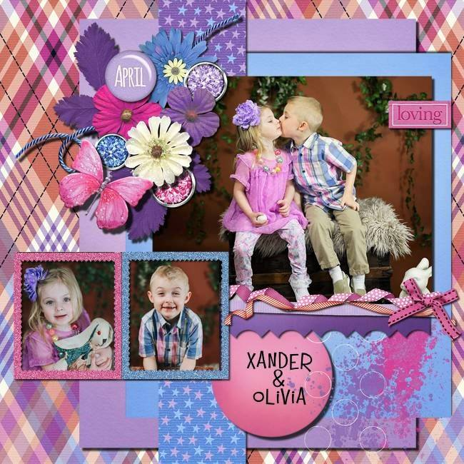 Layout  by Debbie