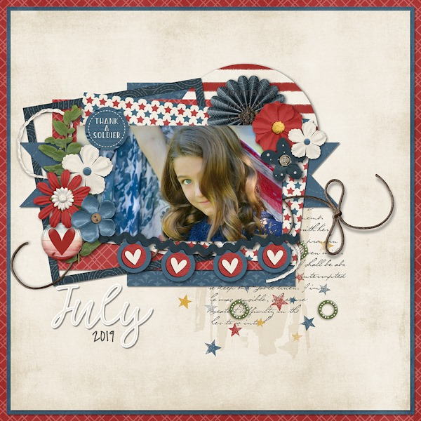 Layout by Diana