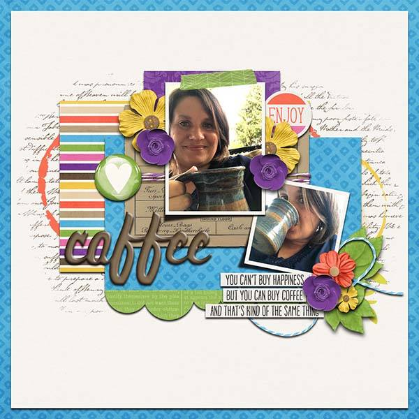 Layout by Erika