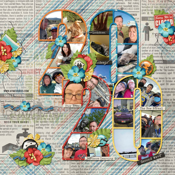 Layout by Dodgeladee