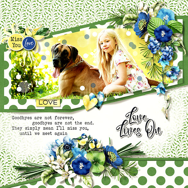 Layout art created by Grazyna