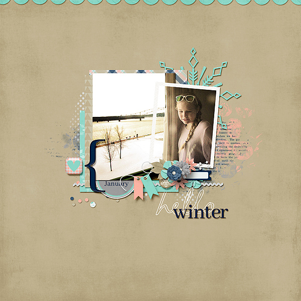Layout by Jenny