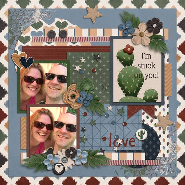 Layout by Keesha