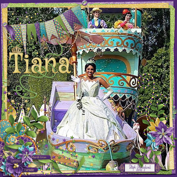 Layout by Lynnie