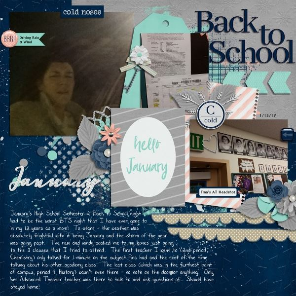 Layout by Megan