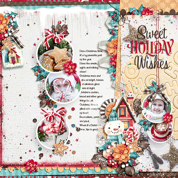 Layout art created by Mother Bear