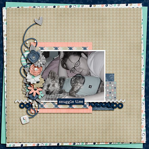 Layout by Shauna