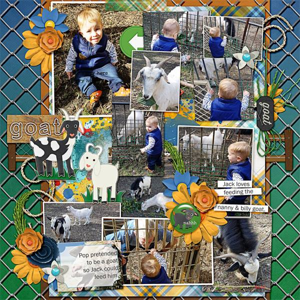 Layout by Jenni