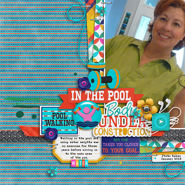 Layout by Tracey
