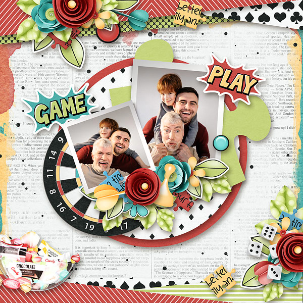 Layout art created by anny-libelle