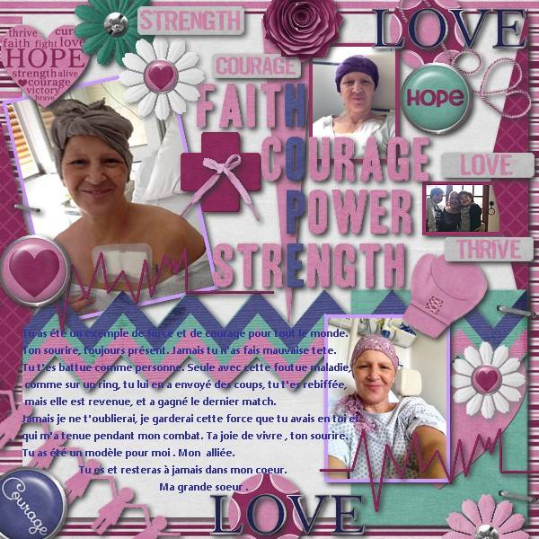 Layout Idea by Maryline