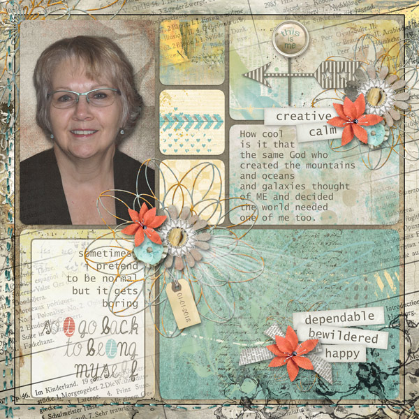 Layout by Renee