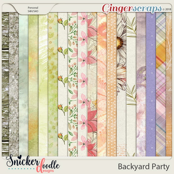 Backyard Party Papers