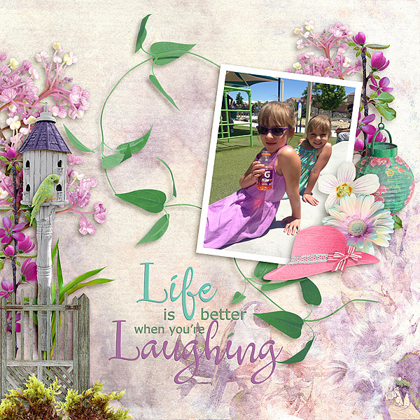 Backyard Party Layout by Bright Eyes