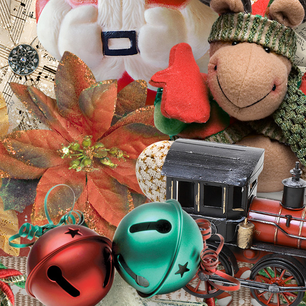 Christmas Memories by Snickerdoodle Designs Detail 4