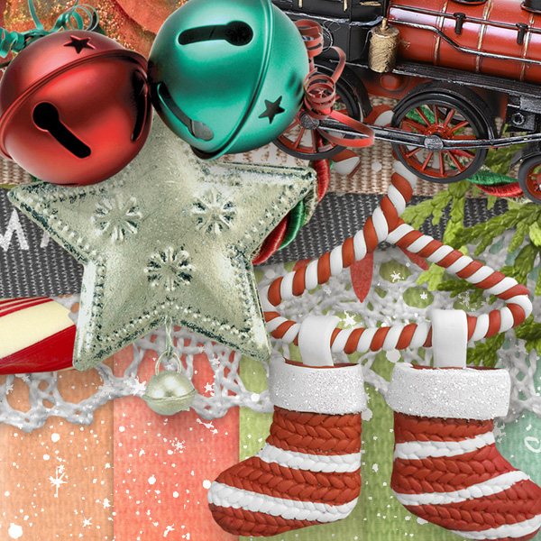 Christmas Memories by Snickerdoodle Designs Detail 6