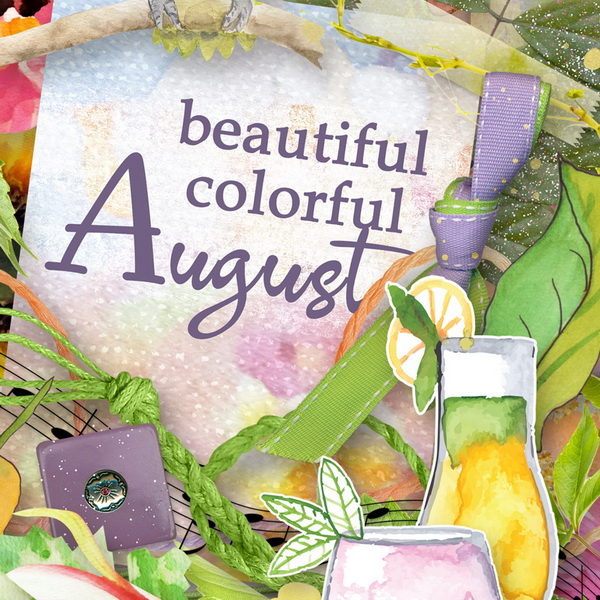 This is Me August by Snickerdoodle Designs