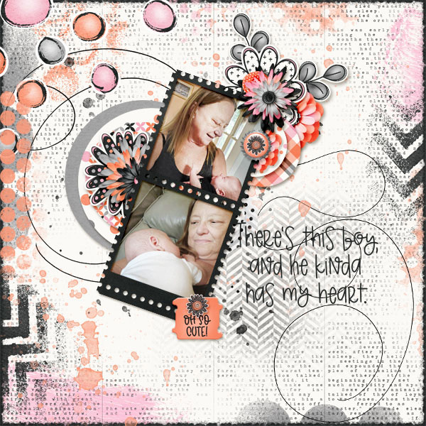 Layout art created by sharonb