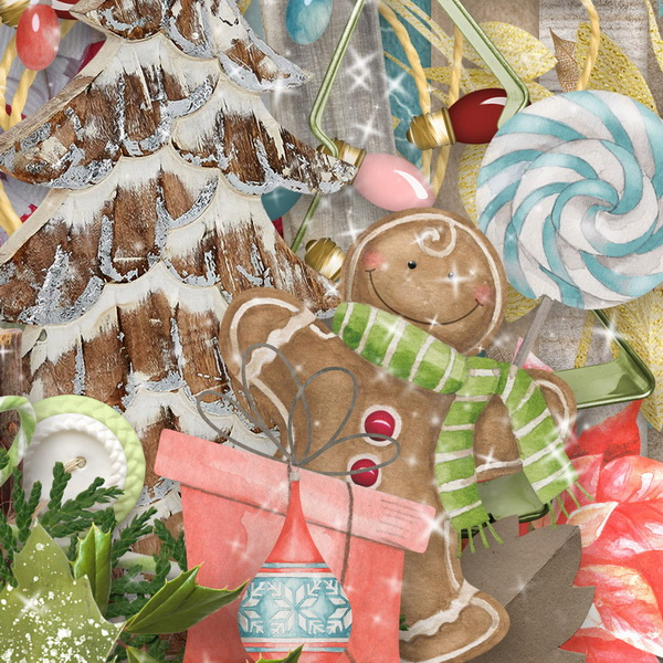 This is Me December Detail by Snickerdoodle Designs