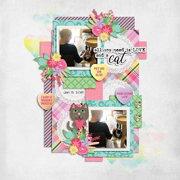Layout by Jennifer