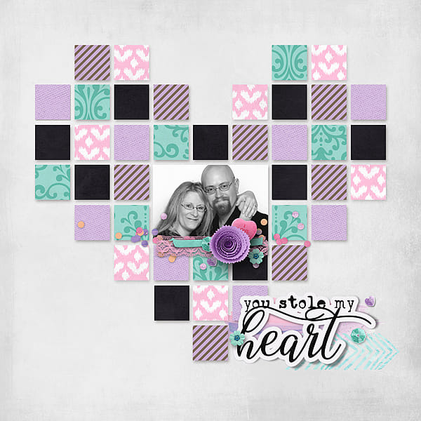 Layout by Susie