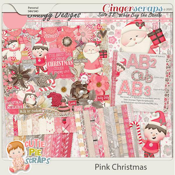 Pink Christmas Bundle