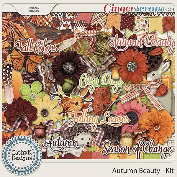 Autumn Beauty - Kit