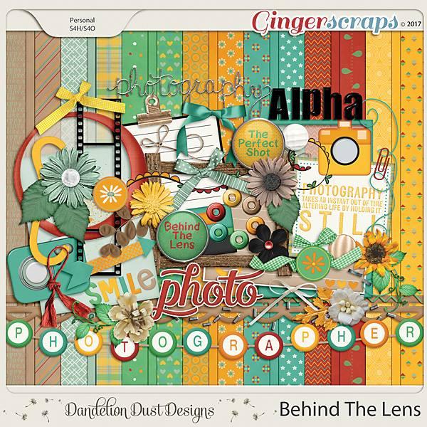 Behind The Lens By Dandelion Dust Designs
