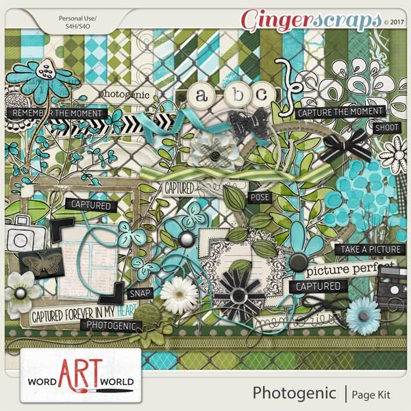 Photogenic Page Kit