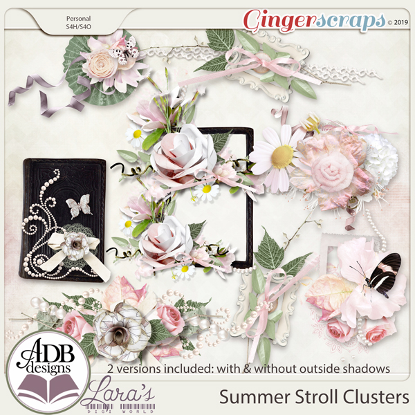 Summer Stroll Clusters