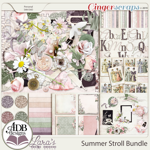 Summer Stroll Bundle