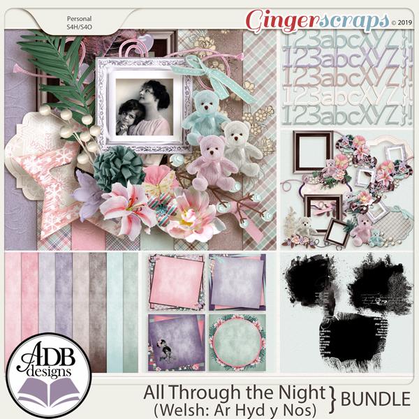All Through The Night Bundle by ADB Designs