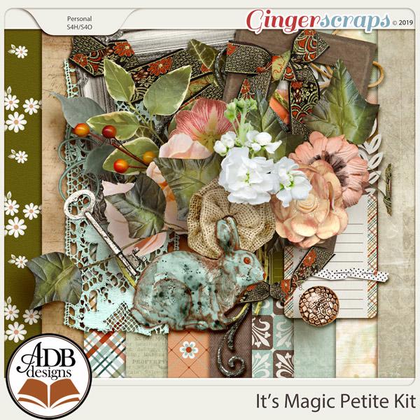 It's Magic Petite Kit by ADB Designs