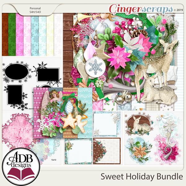 Sweet Holiday Bundle by ADB Designs