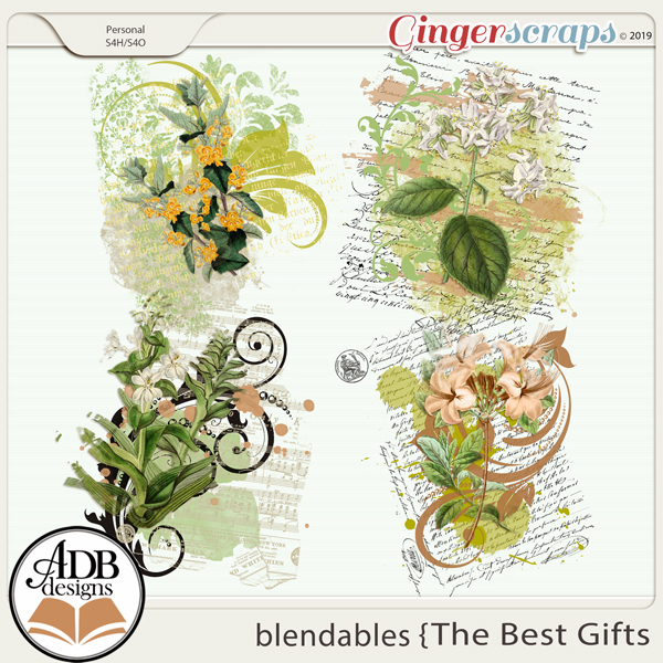 The Best Gifts Blendables by ADB Designs