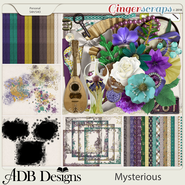 Mysterious Bundle by ADB Designs