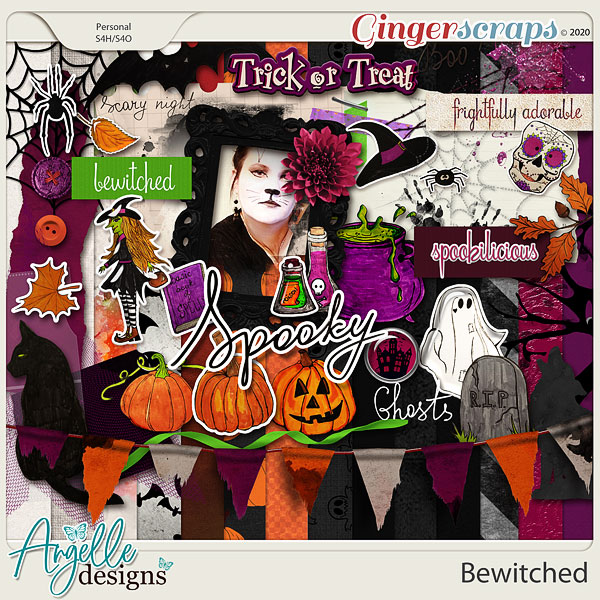 Bewitched by Angelle Designs
