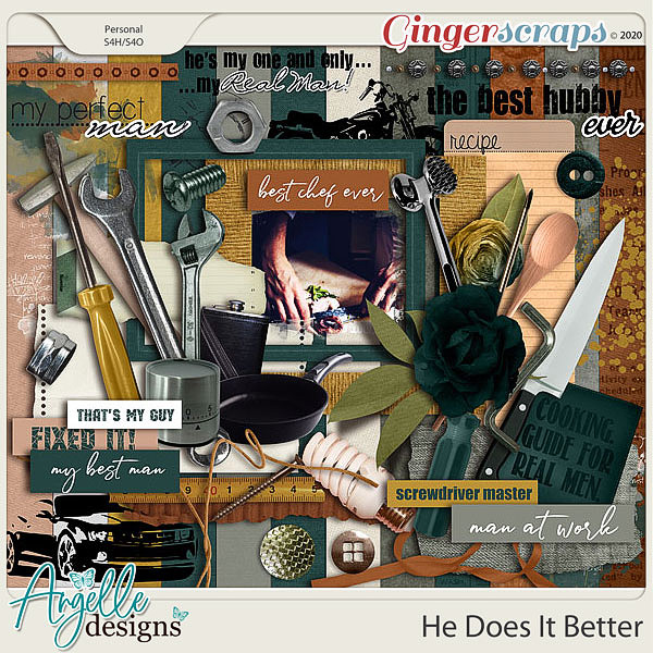 He Does It Better by Angelle Designs