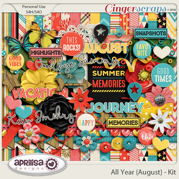 All Year {August} - Kit