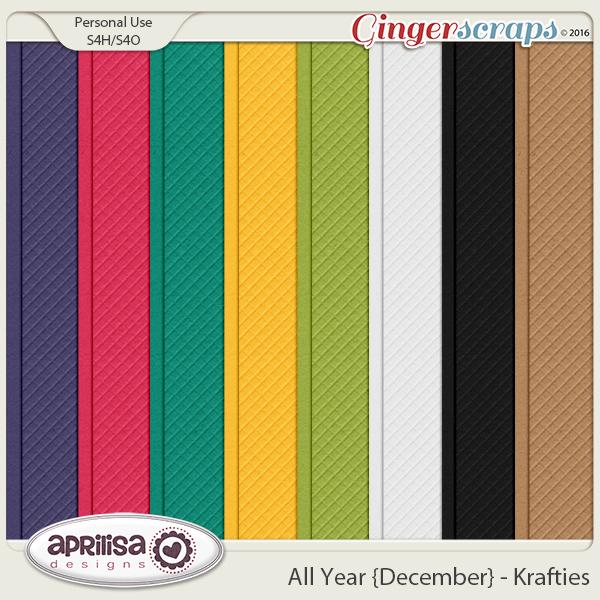 All Year {December} - Krafties