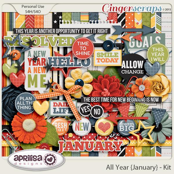 All Year {January} - Kit