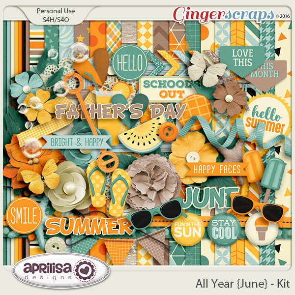 All Year {June} - Kit