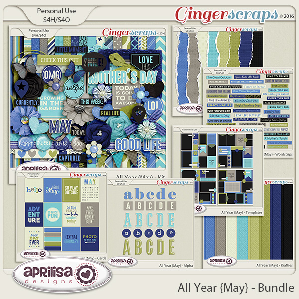 All Year {May} - Bundle